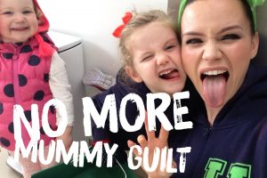 """Say no more to """"Mummy guilt"""""""